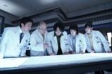 5月23日放送、『科捜研の女』第6話より。科捜研のメンバーが総力を上げて真相に迫る(C)テレビ朝日