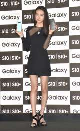 『Galaxy S10』のPRイベントに参加したKoki, (C)ORICON NewS inc.