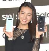 『Galaxy S10』のPRイベントに参加したKoki, (C)ORICON NewS inc.
