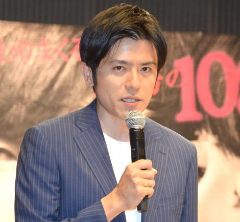 映画『パラレルワールド・ラブストーリー』公開直前イベントに登壇した青木源太アナ (C)ORICON NewS inc.