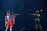 『SACRA MUSIC FES.』大トリはLiSA(左)と藍井エイル 撮影:能美潤一郎、松本建彦