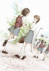 『天使なんかじゃない』新装再編版の描き下ろしイラスト (C)矢沢あい/集英社