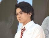 映画『小さな恋のうた』公開前夜祭フリーライブイベントを開催した眞栄田郷敦 (C)ORICON NewS inc.