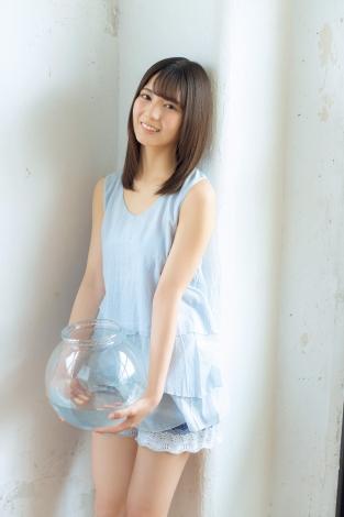 『FLASHスペシャル2019初夏号』に登場した日向坂46・小坂菜緒(C)松田忠雄、光文社