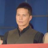 映画『空母いぶき』の初日舞台あいさつに出席した市原隼人 (C)ORICON NewS inc.