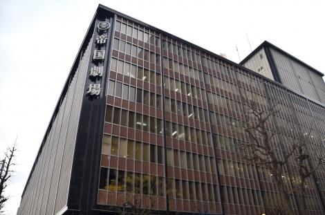 帝国劇場 (C)ORICON NewS inc.