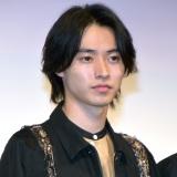 映画『キングダム』の公開直前イベントに参加した山崎賢人 (C)ORICON NewS inc.
