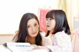 『インハンド』第7話に出演する菜々緒、吉澤梨里花(C)TBS
