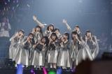 横浜アリーナで初の単独ライブを開催した乃木坂46の4期生