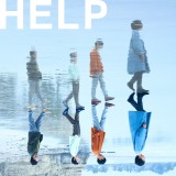 flumpool再始動後初シングル「HELP」(5月22日発売)通常盤