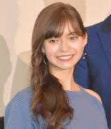 映画『小さな恋のうた』の公開記念舞台あいさつに登壇したトミコクレア (C)ORICON NewS inc.