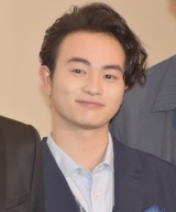 映画『小さな恋のうた』の公開記念舞台あいさつに登壇した森永悠希 (C)ORICON NewS inc.
