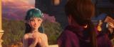 映画『ドラゴンクエスト ユア・ストーリー』(8月2日公開)より、リュカとフローラ