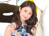 小倉優子、ウエディングドレス披露