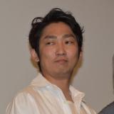 映画『耳を腐らせるほどの愛』完成披露の舞台あいさつに参加したお笑いコンビ・NON STYLEの石田明 (C)ORICON NewS inc.
