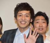 映画『耳を腐らせるほどの愛』完成披露の舞台あいさつに参加した村田秀亮 (C)ORICON NewS inc.