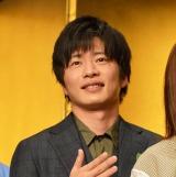 『第37回向田邦子賞贈賞式』に登場した田中圭 (C)ORICON NewS inc.