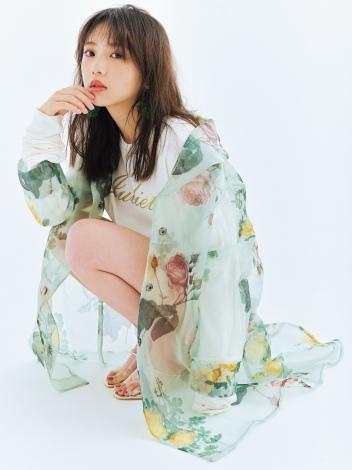 サムネイル 『MAQUIA』と『bis』レギュラーモデルに起用された乃木坂46・与田祐希=写真は『bis』7月号