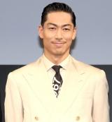 『ショートショートフィルムフェスティバル&アジア』のスペシャルスクリーニングに出席したAKIRA (C)ORICON NewS inc.