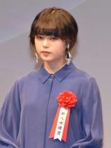 『第28回日本映画批評家大賞』で新人賞を受賞した平手友梨奈 (C)ORICON NewS inc.