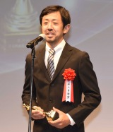『第28回日本映画批評家大賞』で新人賞を受賞した濱津隆之 (C)ORICON NewS inc.