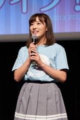 『ラブライブ!SP生放送 ラブライブ!シリーズ9周年発表会』に出席した伊波杏樹