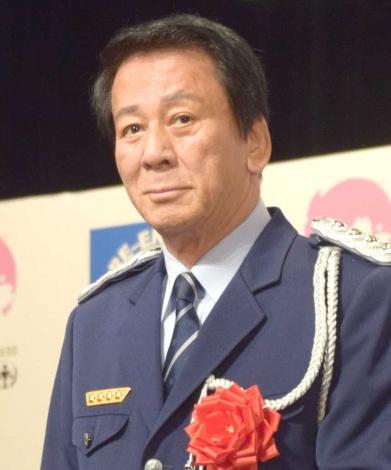 『第61回 全国矯正展』のオープニングセレモニーに出席した杉良太郎 (C)ORICON NewS inc.