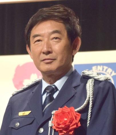 『第61回 全国矯正展』のオープニングセレモニーに出席した石田純一 (C)ORICON NewS inc.