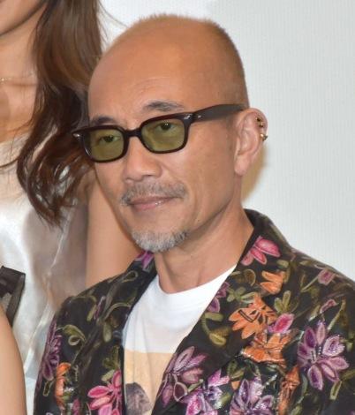 映画『ライフ・オン・ザ・ロングボード 2nd Wave』の公開初日舞台あいさつに登壇した竹中直人 (C)ORICON NewS inc.