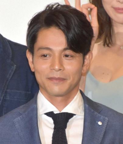 映画『ライフ・オン・ザ・ロングボード 2nd Wave』の公開初日舞台あいさつに登壇した吉沢悠 (C)ORICON NewS inc.