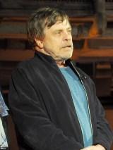 カリフォルニアのディズニーランド・パークで行われた『スター・ウォーズ:ギャラクシーズ・エッジ』のオープニング・セレモニーに登壇したマーク・ハミル (C)ORICON NewS inc.