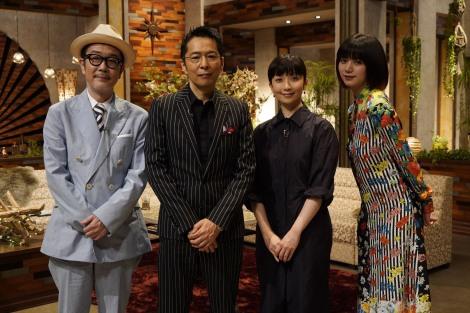 6月23日放送、BSプレミアム『The Covers』LEGEND ゲストは徳永英明。スペシャルゲストとして持田香織も出演(C)NHK