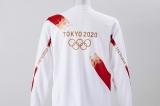 東京五輪、聖火リレーのユニフォーム発表(C)Tokyo 2020