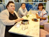 ランチは錦糸町でイタリアン(C)テレビ朝日