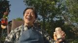 『キリン一番搾り生ビール』の新TVCMに出演する堤真一