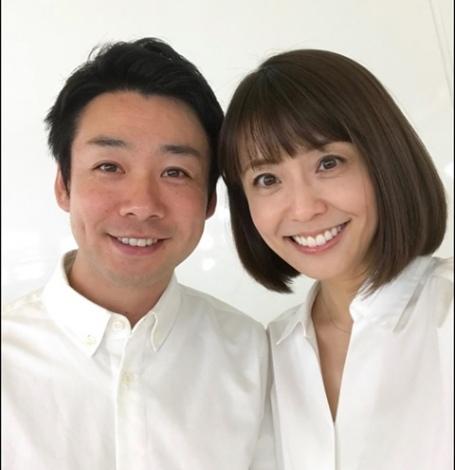 小林麻耶&國光吟さん夫妻
