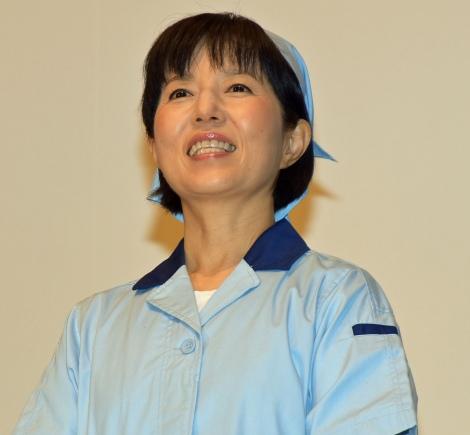 『つばめ刑事』完成記念先行上映会に参加した磯野貴理子 (C)ORICON NewS inc.