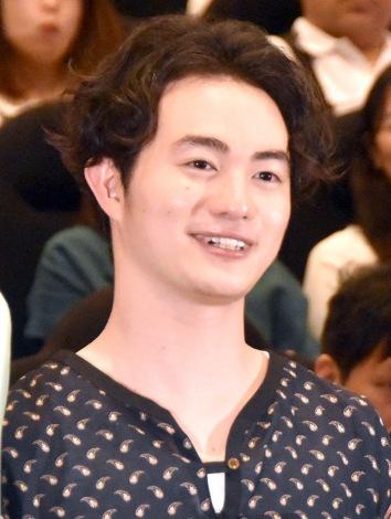 映画『小さな恋のうた』大ヒット舞台あいさつに登壇した森永悠希 (C)ORICON NewS inc.