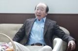 3日放送『ラジエーションハウス〜放射線科の診断レポート〜』第9話に出演する中村梅雀 (C)フジテレビ