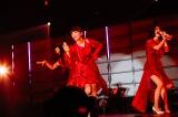 久々の国内ステージ&恋バナで盛り上げたPerfume Photo by 上山陽介