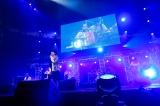 マルシャショーラ Special Guest Bandコーナーで「とうとい」を歌った高橋優 Photo by 上山陽介
