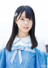 デビュー曲から3作連続でセンターに任命された瀧野由美子(C)STU
