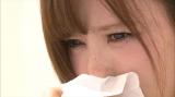 ロンブー淳たちに悩みを打ち明けながら号泣する手島優(C)テレビ朝日