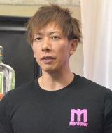 プロレスの新プロモーション『P.P.P TOKYO』設立会見に出席したしみけん (C)ORICON NewS inc.