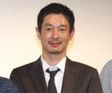 映画『旅のおわり世界のはじまり』完成披露舞台あいさつに出席した加瀬亮 (C)ORICON NewS inc.