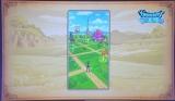 開発段階のゲーム画面=スマートフォン向けアプリ『ドラゴンクエスト』の新作発表会 (C)ORICON NewS inc.