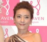 挙式の翌日に離婚の予感がしていたことを明かした西川史子= 『HEAVEN Japan』の新キャンペーン発表会 (C)ORICON NewS inc.
