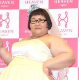 『HEAVEN Japan』の新キャンペーン発表会に参加した安藤なつ (C)ORICON NewS inc.