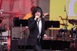 『日比谷音楽祭』2日目の「Hibiya Dream Session 2」にサプライズ登場した、エレファントカシマシ・宮本浩次(6月2日=日比谷野外音楽堂)