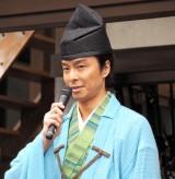 長谷川博己『麒麟がくる』撮入